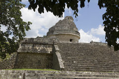 Chichen Itza, MEKSYK, turystyka, archeologia Zdjęcie Royalty Free