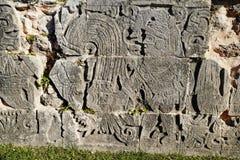 chichen itza Meksyku majskie ruin Obrazy Royalty Free