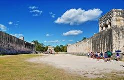 chichen itza Meksyku majskie ruin Zdjęcie Royalty Free