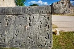 chichen itza Meksyku majskie ruin Obrazy Stock