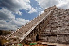 Chichen Itza, Messico Immagini Stock Libere da Diritti