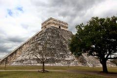 Chichen Itza, Messico Fotografia Stock Libera da Diritti