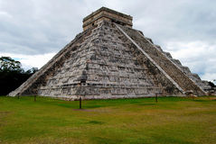 Chichen Itza Messico Fotografie Stock