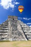 chichen itza Mexico świątyni świątynie Fotografia Royalty Free