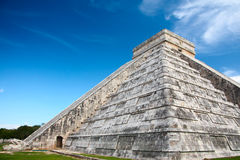 Chichen Itza, Mexico Royalty Free Stock Photos