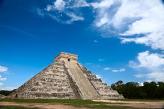 chichen itza Mexico Obraz Royalty Free