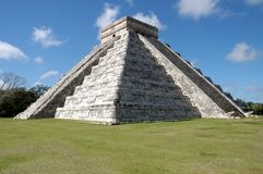 Chichen Itza in Mexico Stock Photography