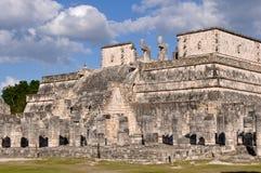 Chichen Itza Mexico. Ancient Mayan City Stock Photography