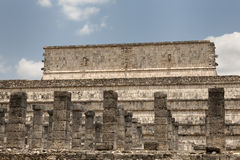 Chichen Itza in Mexico Stock Image
