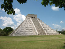 Chichen Itza Mexico Stock Photography