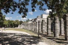 Chichen Itza, Mexico Royalty-vrije Stock Afbeelding