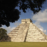 Chichen Itza - Mexico Stock Photo