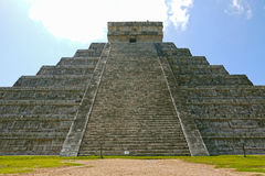 Chichen Itza. MEXICO. Stock Photos