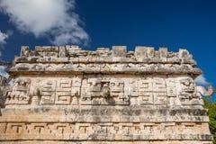 Chichen Itza, Mexico. The church. Chichen Itza, Yucatan, Mexico. The church Stock Photography