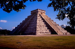 Chichen Itza Mexico Royalty Free Stock Photo
