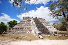 Chichen Itza, Mexico Stock Image