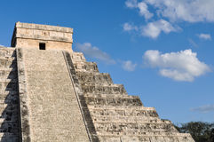 Chichen Itza Mexico Mayan Ruins Stock Photos