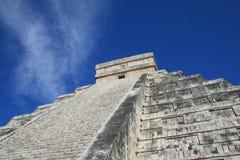 chichen itza Mexico ostrosłup Obraz Stock