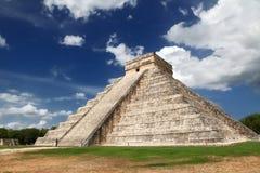Chichen-Itza Mexico Stock Photography