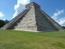 Chichen itza, mexico 2. Chichen itza mexico Temple, sightseeing royalty free stock photos