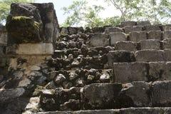 Chichen Itza, MEXICO, TOERISME, ARCHEOLOGIE Stock Foto's