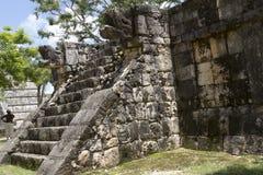 Chichen Itza, MEXICO, TOERISME, ARCHEOLOGIE Stock Afbeelding