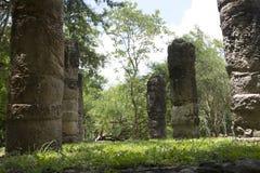 Chichen Itza, MEXICO, TOERISME, ARCHEOLOGIE Royalty-vrije Stock Foto's