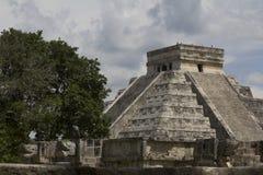 Chichen Itza, MEXICO, TOERISME, ARCHEOLOGIE Royalty-vrije Stock Afbeeldingen