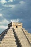 Chichen Itza in Mexico Royalty Free Stock Photo