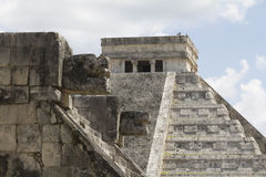Chichen Itza,MEXICO,TOURISM,ARCHEOLOGY Royalty Free Stock Image