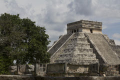 Chichen Itza,MEXICO,TOURISM,ARCHEOLOGY Royalty Free Stock Images
