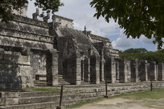 Chichen Itza,MEXICO,TOURISM,ARCHEOLOGY Royalty Free Stock Photography