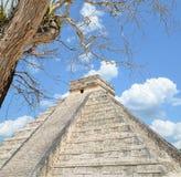 Chichen Itza in Mexico Stock Image