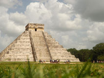 Chichen Itza , Mexico Royalty Free Stock Images