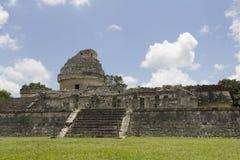 Chichen Itza, MEXIKO, TOURISMUS, ARCHÄOLOGIE lizenzfreie stockbilder