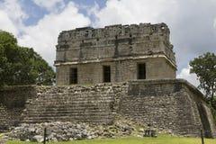 Chichen Itza, MEXIKO, TOURISMUS, ARCHÄOLOGIE stockfoto