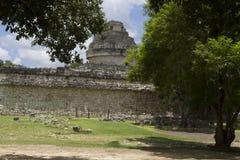 Chichen Itza, MEXIKO, TOURISMUS, ARCHÄOLOGIE lizenzfreies stockfoto