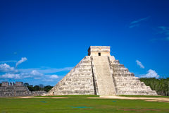 Chichen Itza, Mexique Photos stock