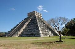 Chichen Itza nel Messico Immagine Stock Libera da Diritti