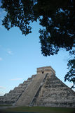 Chichen Itza one of the New Seven Wonders of the World Royalty Free Stock Photography