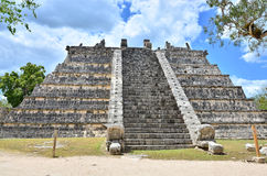 Chichen Itza - Ossario Royalty Free Stock Photo