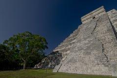 chichen itza piramida Meksyk Obraz Royalty Free