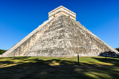 Chichen Itza platform Stock Photos