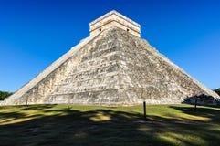 Chichen Itza platform. Mayan Ruin - Chichen Itza platform Stock Photos