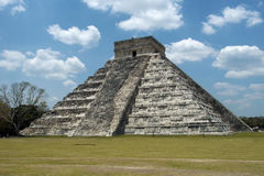 Chichen Itza pyramid Royalty Free Stock Photography