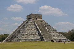 Free Chichen Itza Pyramid Royalty Free Stock Photo - 5157735