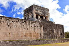 Chichen Itza pyramid,Mexico Stock Images