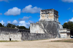 Chichen Itza pyramid, Yucatan, Mexico Stock Photos
