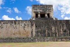 Chichen Itza pyramid, Yucatan, Mexico Royalty Free Stock Image