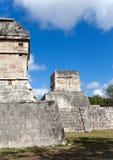 Chichen Itza pyramid, Yucatan, Mexico Stock Image